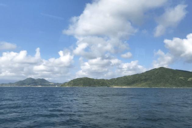 活魚:上五島輸送実験