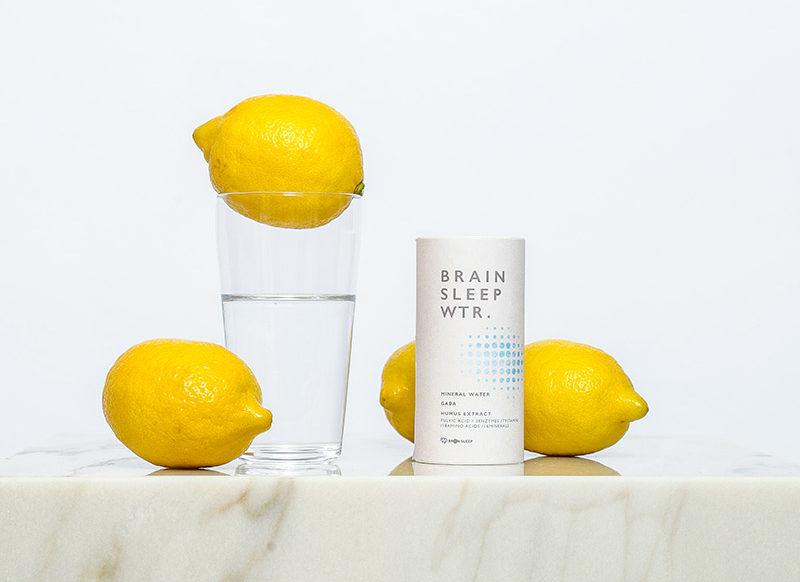 「スタンフォード式 最高の睡眠」著者 西野精治監修 質の良い睡眠に向けて開発されたNMN配合ウォーター「BRAIN SLEEP WATER」発売!